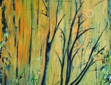 """Climbing Tree 50by100cm <font size=5 color=""""#ff0000"""">●</font>"""
